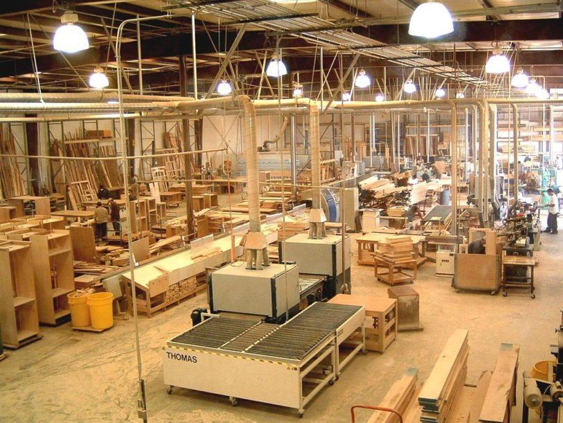 مشروع مصنع اثاث خشبي