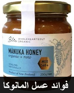 فوائد عسل مانوكا