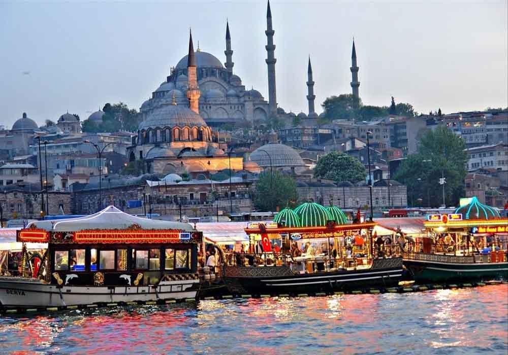 برنامج سياحي في أسطنبول 5 أيام