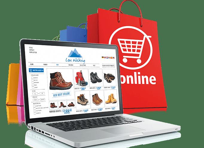برنامج ادارة المتاجر الالكترونية