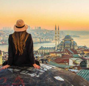 بعض المناطق السياحية في تركيا