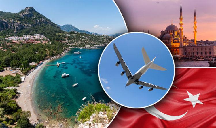 كروب سياحي الى تركيا