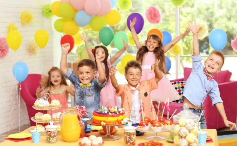 منسقة حفلات اطفال الرياض