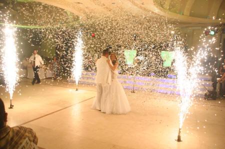 تنظيم الحفلات والاعراس
