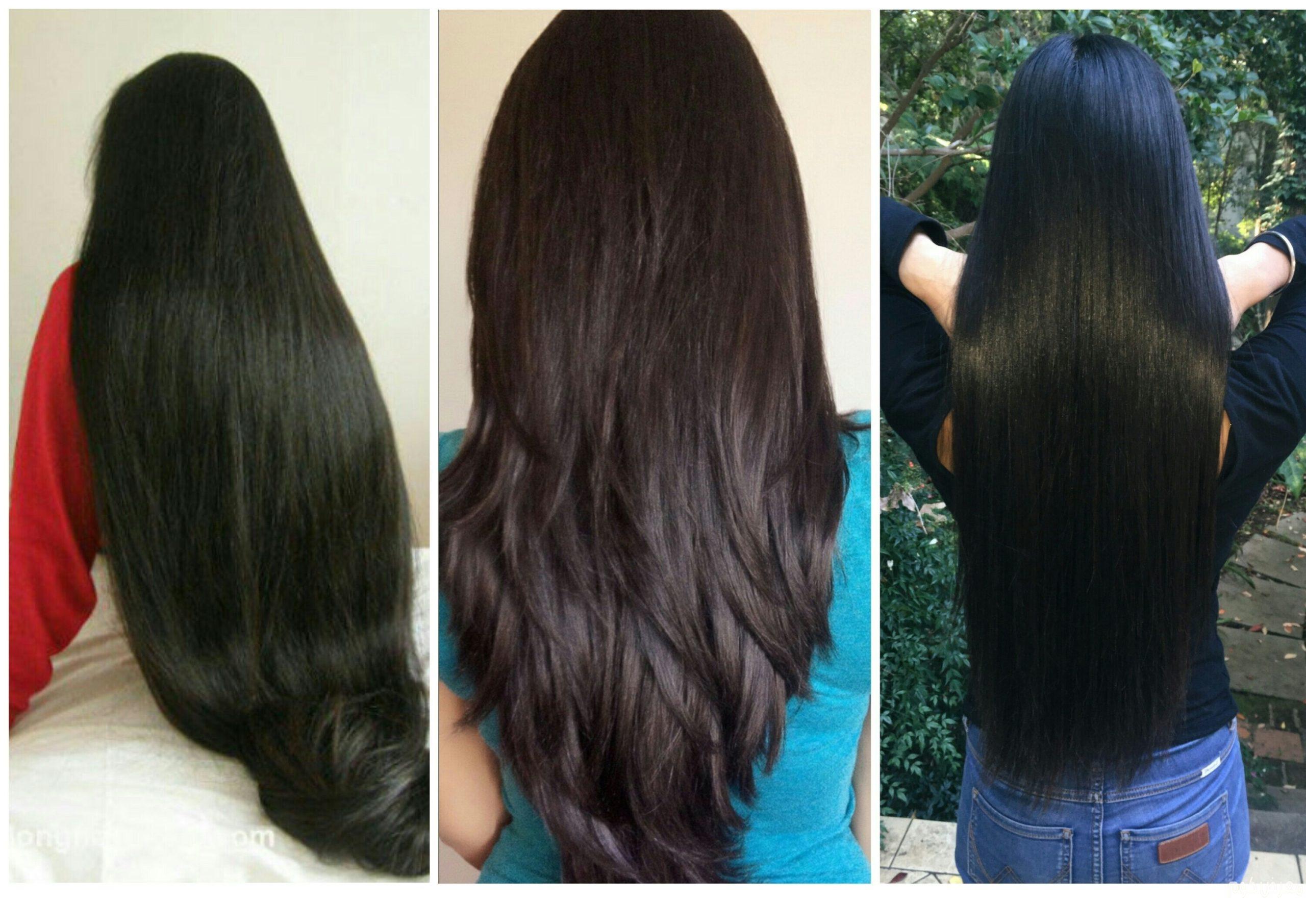 طريقة استخدام زيت الحشيش لتطويل الشعر