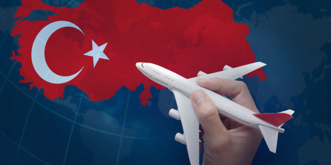 قروب سياحي من السعودية إلى تركيا