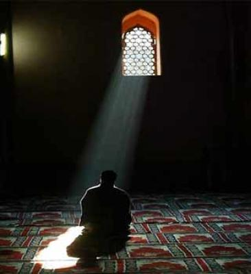 الصلاة عبادة روحية