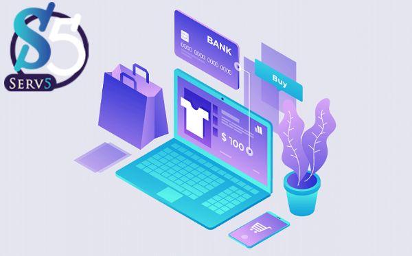 خدمات المتاجر الإلكترونية