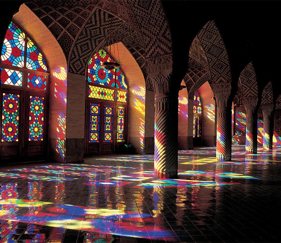 شارك في بناء مسجد