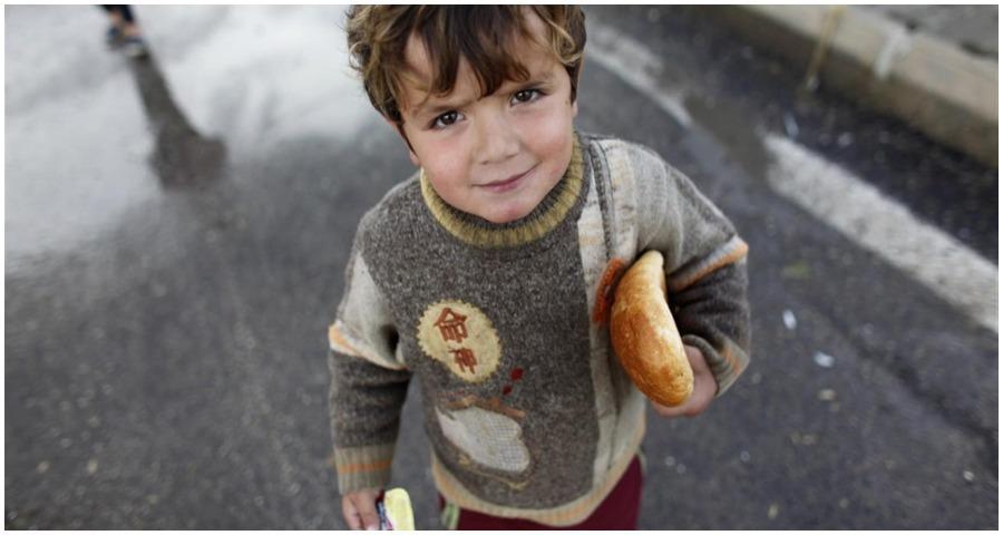 كفالة الأيتام السوريين