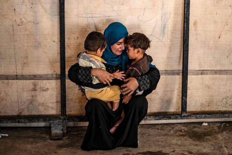 كفالة الايتام السوريين