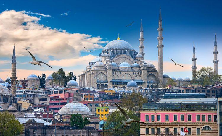 أماكن شهر العسل في تركيا