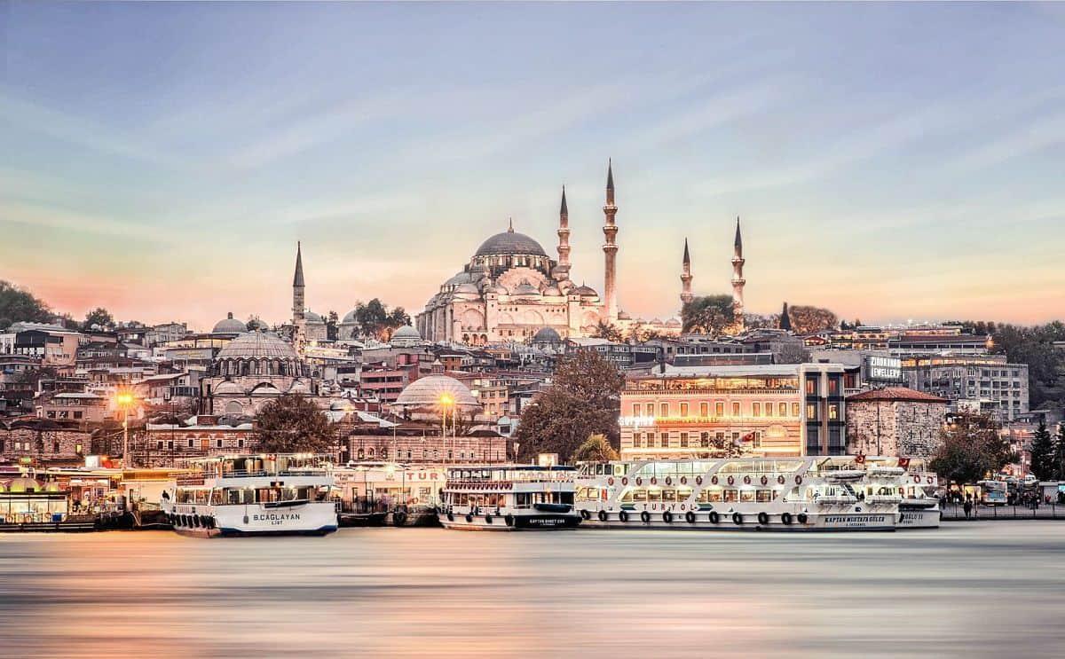ادفيء مدن تركيا في الشتاء