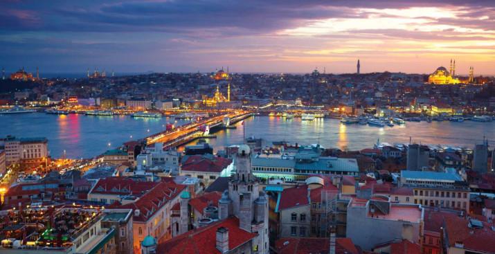 برنامج شهر عسل في تركيا ١٤ يوم