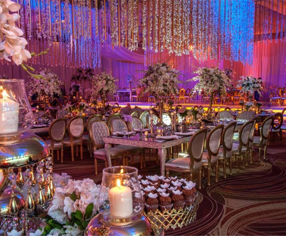 تنظيم حفلات زفاف جدة