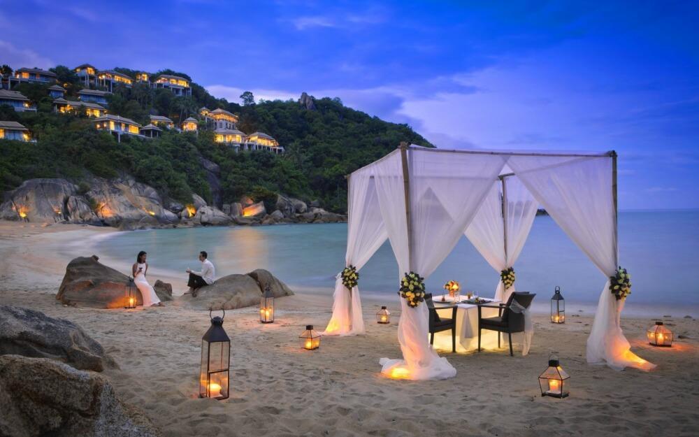 جدول شهر عسل في تركيا