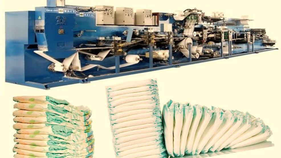 دراسة جدوى مصنع بامبرز