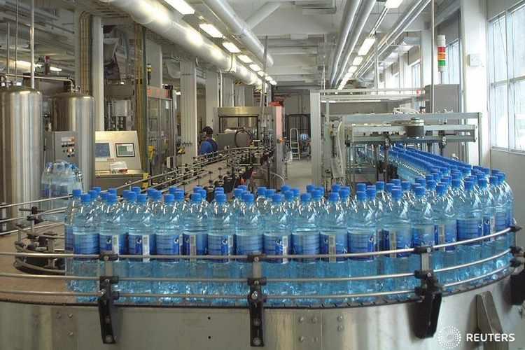 دراسة جدوى مصنع تعبئة مياه معدنية