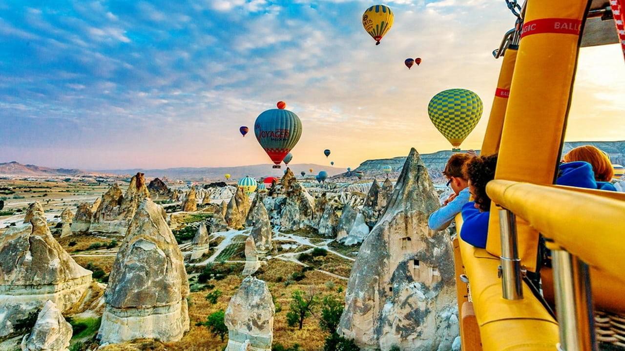 رحلات شهر العسل في تركيا