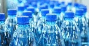 شروط استيراد المياه المعدنية