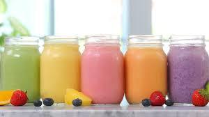 صناعة العصير البودرة