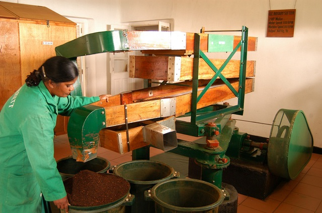 ماكينة تعبئة اكياس الشاي