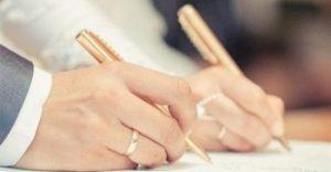 عقد زواج سعودي من اجنبيه