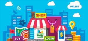 ما هي المتاجر الإلكترونية