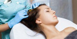تقنيات علاج الشعر