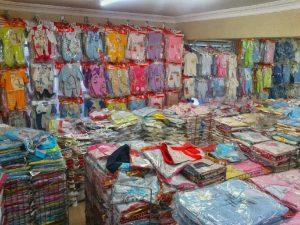 مشروع استيراد ملابس اطفال من تركيا: