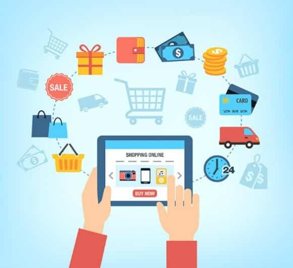 متطلبات التجارة الإلكترونية