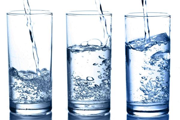 مكونات المياه المعدنية