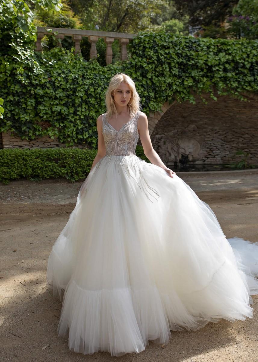 ارقى محلات فساتين الزفاف في تركيا