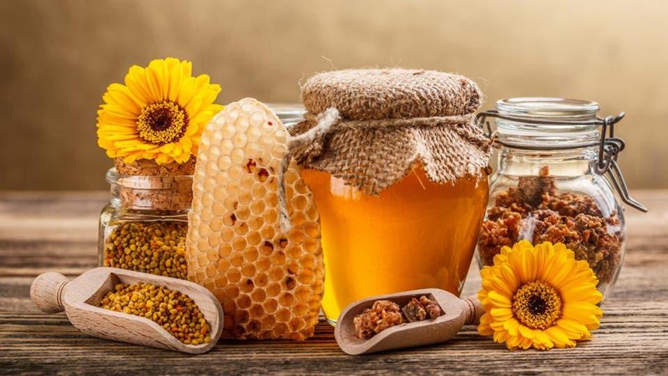 العسل قبل التمرين