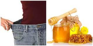 العسل للتنحيف