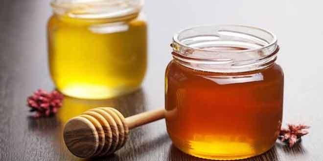 العسل للحروق العميقة