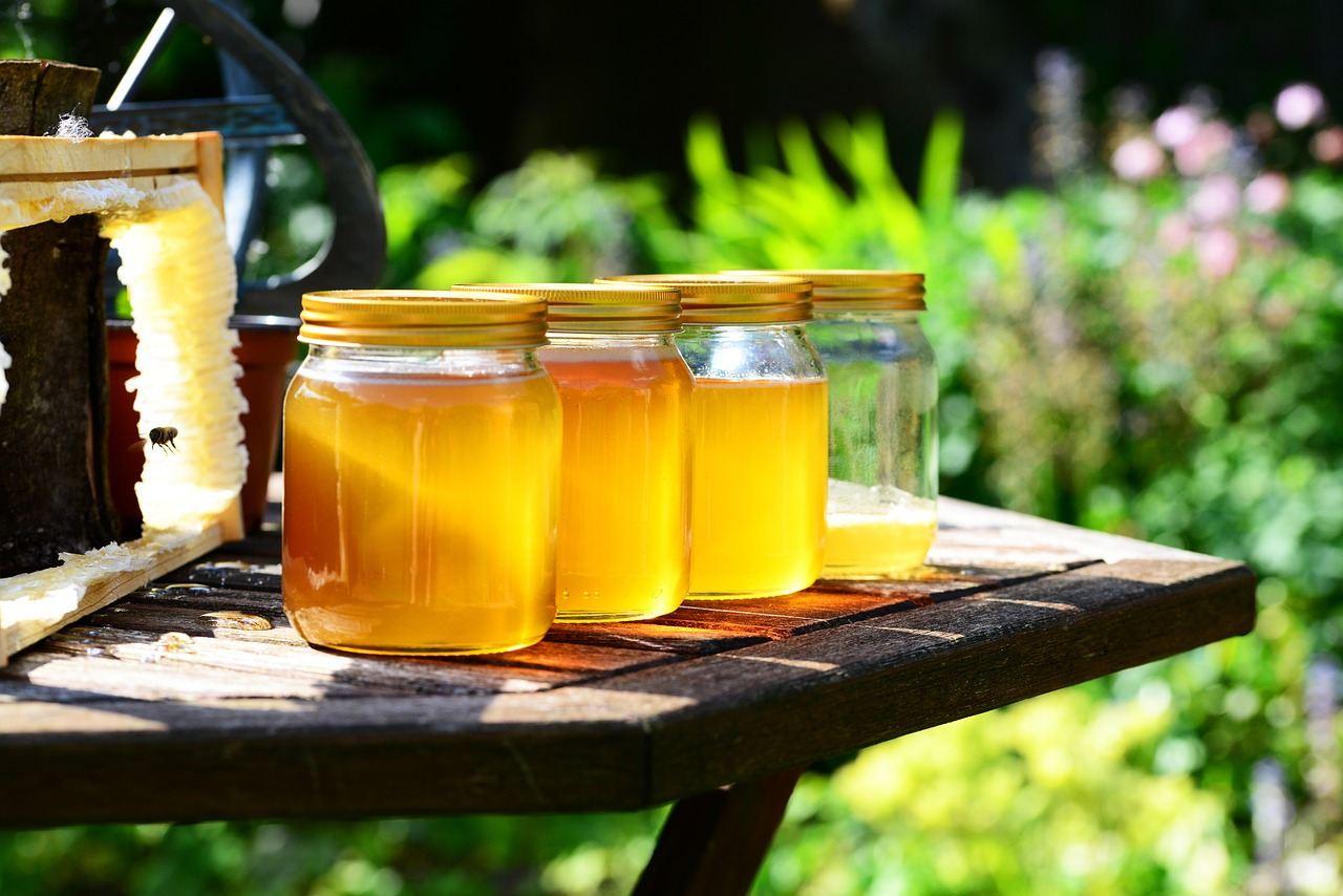 العسل للحمى