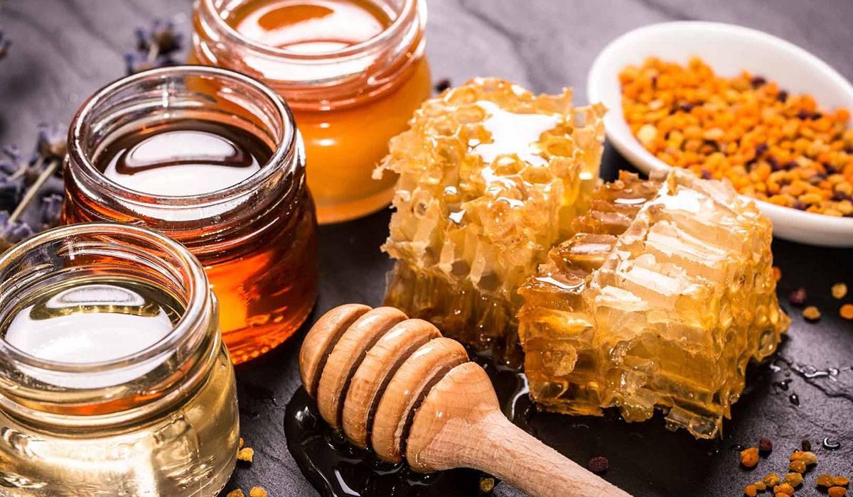 العسل للرجيم السريع