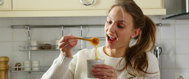 العسل للنساء