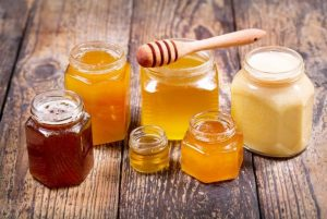 العسل وقوة الانتصاب