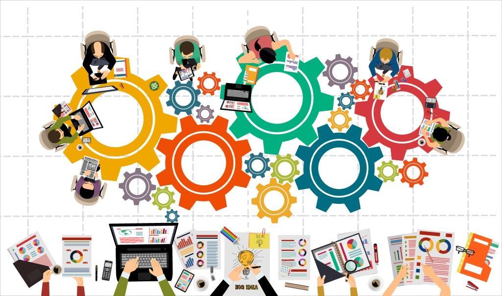 انواع مكتب ادارة المشاريع