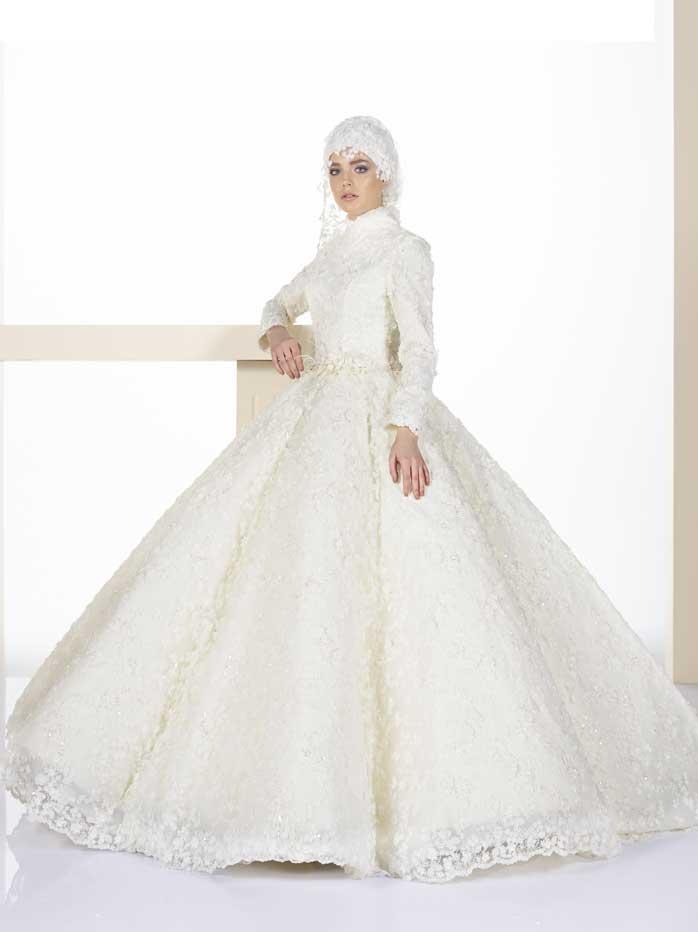 بيع فساتين زفاف بالجملة في تركيا