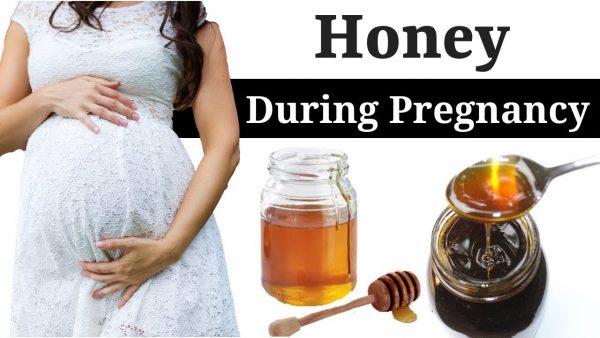 العسل للحامل في الشهر السادس