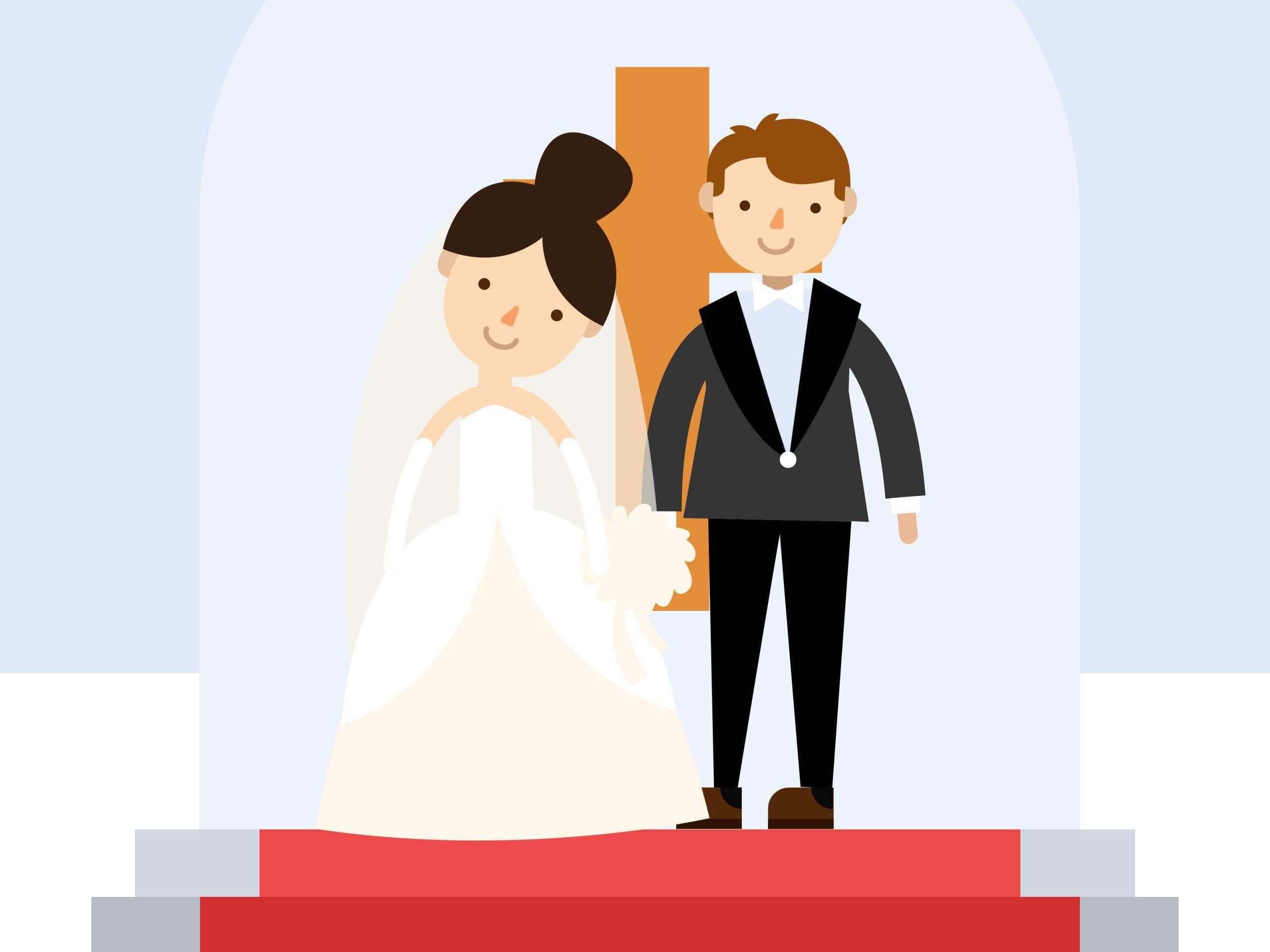 صيغة تصريح زواج