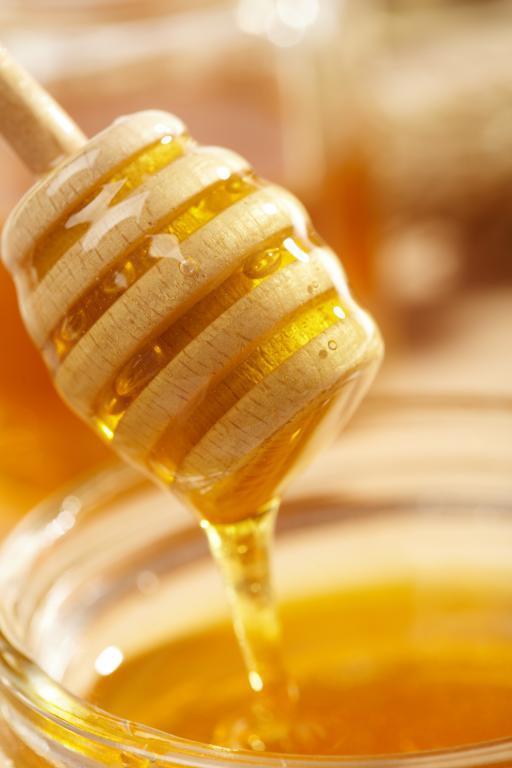 العسل للخدج