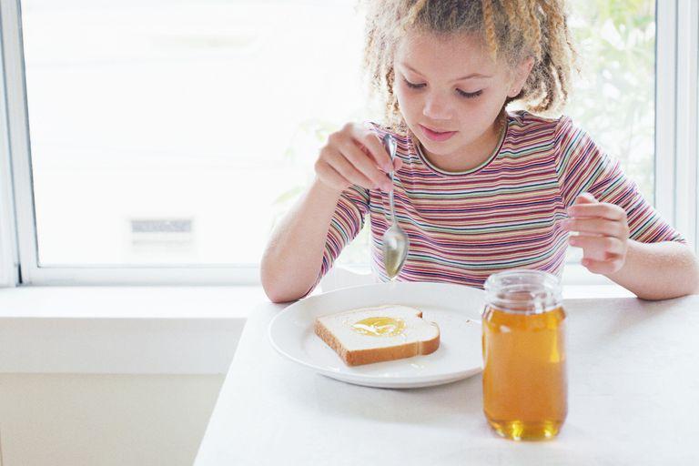 عسل السدر للاطفال