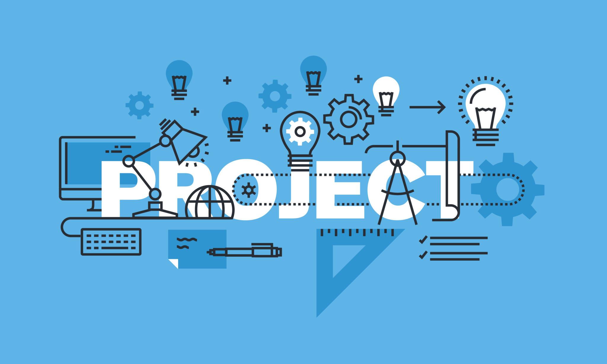 عناصر ادارة المشاريع