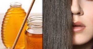فوائد العسل للشعر التالف