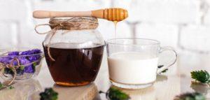 فوائد العسل والحليب للعظام