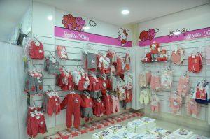 محلات ملابس اطفال في تقسيم